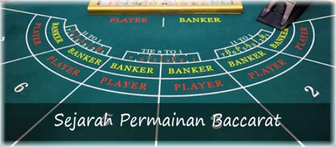 Tips Menang Game Casino Baccarat Online